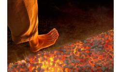 Хождение по огню: сверхвозможность или обычное явление?
