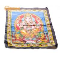 Batik Ganesh duże